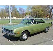 1972 Dodge Dart Swinger  Post MCG Social