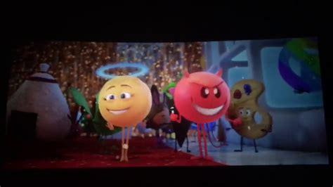 emoji ending the emoji movie ending clip youtube