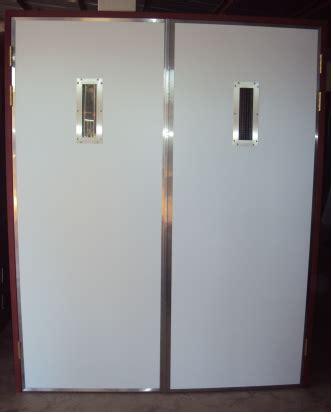 door viewing panel hinged doors