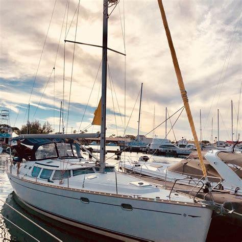 sail charter hawaii hawaii sailing charter 43 jeanneau luxury liners