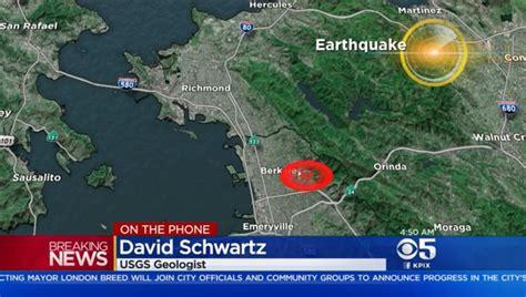 earthquake california bay area magnitude 4 5 earthquake felt throughout bay area la times