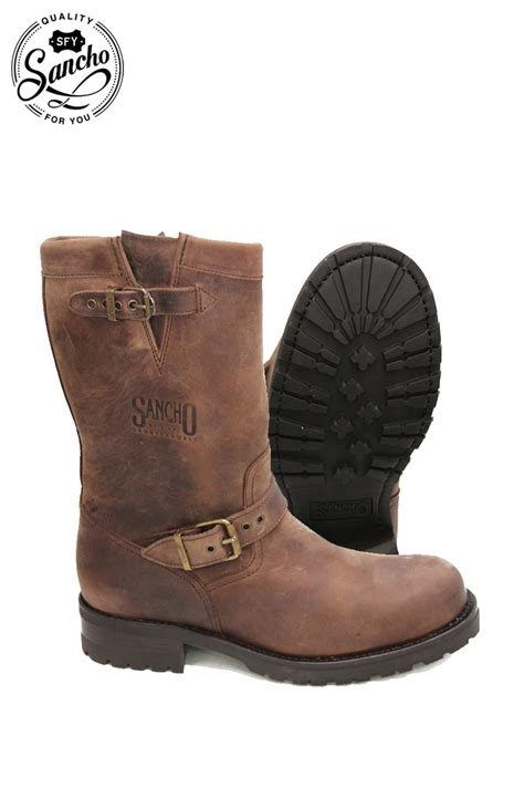 custom boots your sancho boots 180 s store sancho boots brown