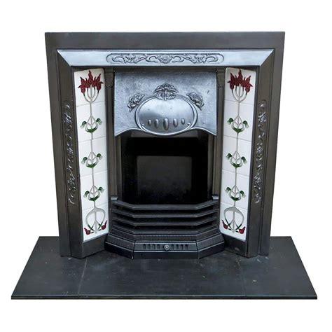 antique cast iron fireplace antique nouveau cast iron fireplace insert fireplace store