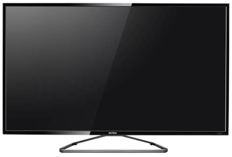 Tv Led 42 Inch Second intex launches 42 inch hd led tv at rs 41 999