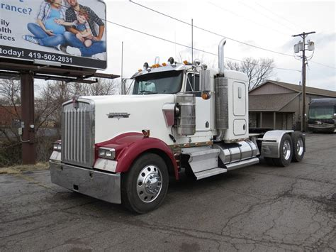 2004 kenworth truck 2004 kenworth w900l for sale 13 used trucks from 29 550