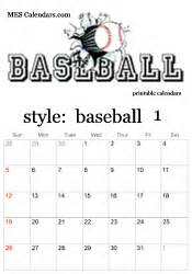 baseball schedule template free printable baseball calendars customizable sports