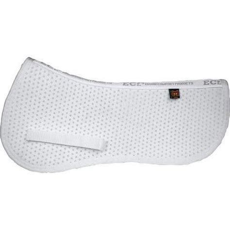 Airplane Comfort Items by Equine Comfort Products Air Ride Half Pad Slypnergear