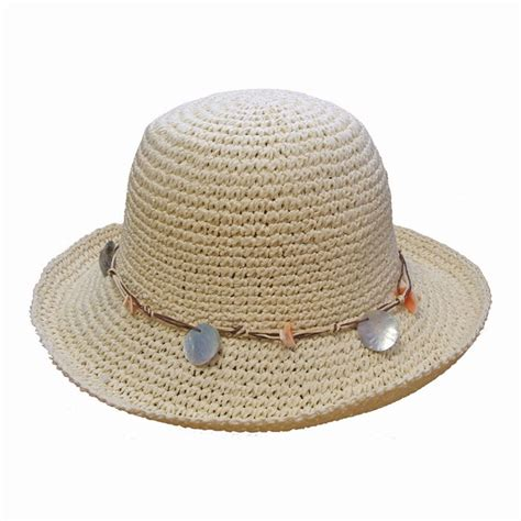 summer hat sun crushable packable foldable brim ebay