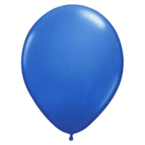 D 40cm Air Balloon ballon bleu fonc 233 blue