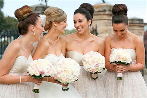 Wedding Hairstyles Abroad by New Twists On Popular Wedding Hairstyles Bridalguide