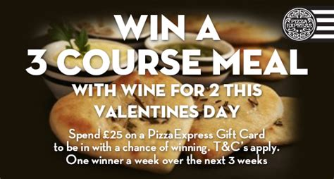 Pizza Express Gift Card - pizza express gift vouchers gift cards voucher express