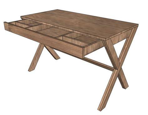Diy Furniture Diy Desk With Drawer Diy Furniture Diy Desk Drawers