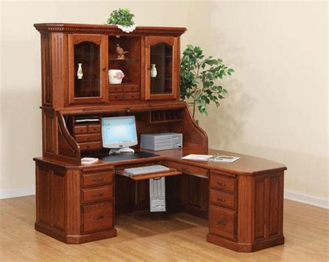 wood corner desk with hutch wood corner desk for computers babytimeexpo furniture