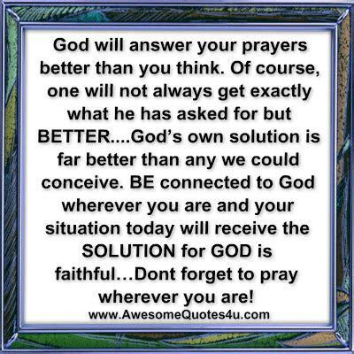 god is he s better than you think books awesome quotes god will answer your prayers