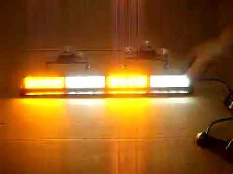 Lu 6x6 Led Strobo Dashboard interior strobe light dash strobe light windshield lig