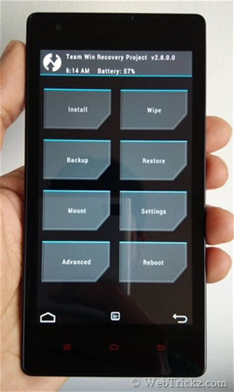 install themes on redmi 1s how to install official twrp 2 8 touch recovery on redmi 1s