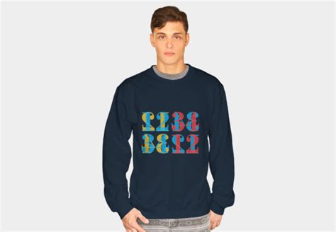 design by humans phone number number 1234 sweatshirt by meisuseno design by humans