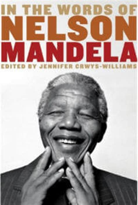 author of biography of nelson mandela in the words of nelson mandela