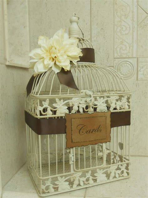 Wedding Card Holder Ideas by Wedding Birdcage Card Holder Wedding Ideas