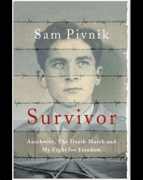 un en auschwitz a in auschwitz edition books survivor auschwitz the march and my fight for
