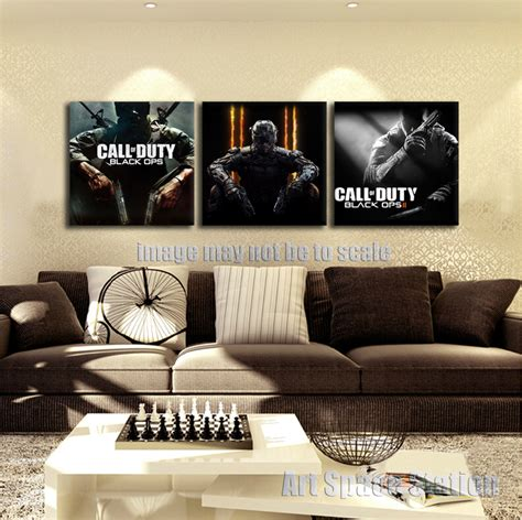 black ops bedroom decor online buy wholesale call of duty wall art from china call