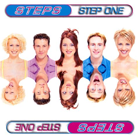 Cd Ori Steps Step One 1 step one steps listen and discover at last fm
