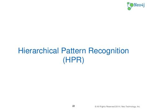 pattern recognition technologies inc document classification with neo4j