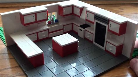 lego tutorial furniture lego gourmet kitchen tutorial by jaystepher don t need