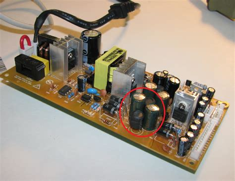 blown capacitor psu blown capacitor power supply 28 images ruptured or blown electrolytic capacitors in a