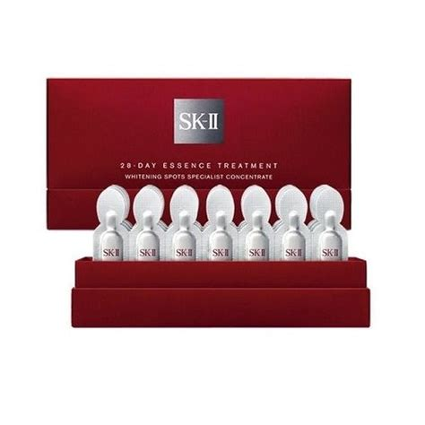 Sk Ii Whitening Spots Specialist Concentrate bộ trị n 225 m skii 28 ng 224 y whitening spots specialist