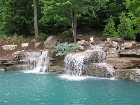 pool designs with waterfalls 17 simply gorgeous pool waterfall ideas