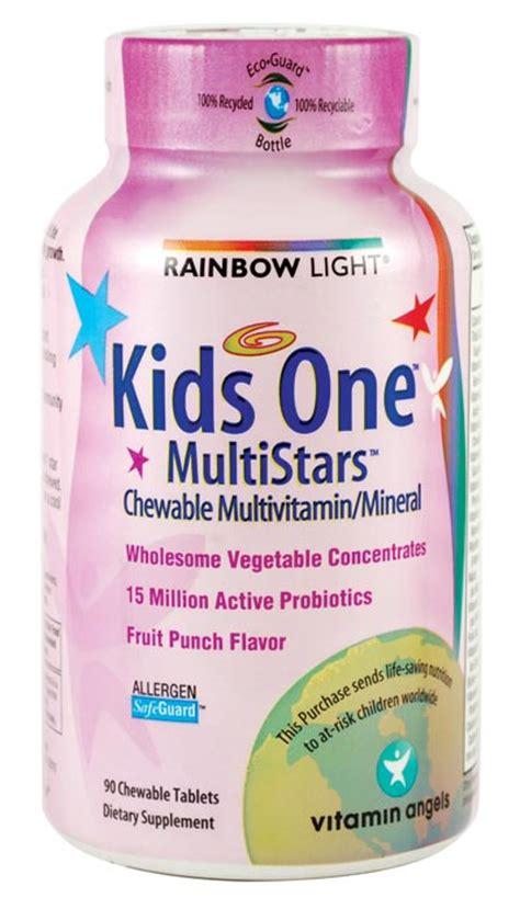 rainbow light kids one rainbow light kids one multistars kids matttroy