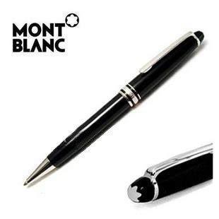 Tas Office Montblanc Meisterstuck montblanc meisterstuck classique ballpoint pen 164 black