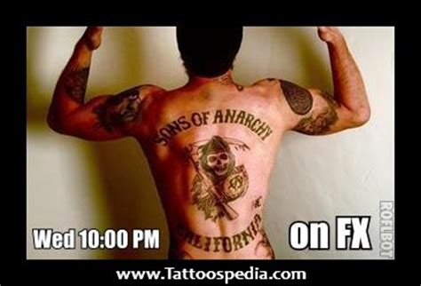 tattoo on opies chest opie winston chest tattoos