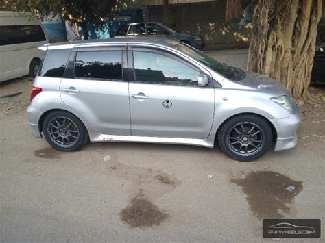 Toyota Ist Used Toyota Ist X Special Edition 2002 Car For Sale In