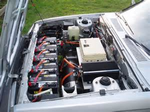 Electric Car Conversion Motor Converting Gasoline Cars To Run On Electricity