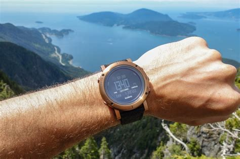 Suunto Essential Ceramic Copper Black Tx Ss022440000 suunto essential copper review ablogtowatch