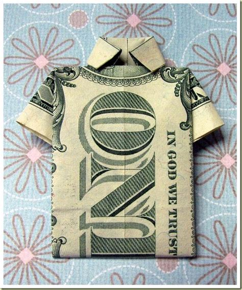 Make Money Origami - seegiri amazing money origami