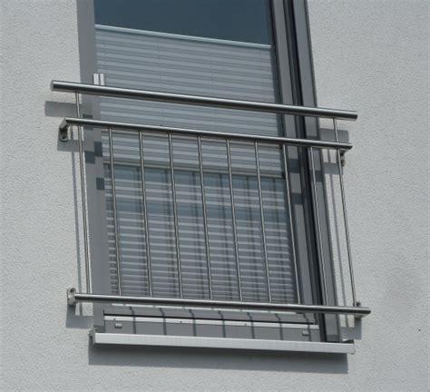 Französischer Balkon Edelstahl by Franz 246 Sicher Balkon Edelstahl