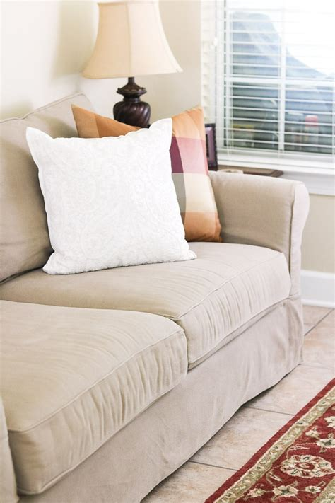 Slipcovered Sofas Ikea by Best Slipcovered Sofas From Pottery Barn Slipcovers To