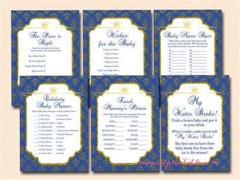 Nautical Theme Diaper Cake - prince baby shower game printables royal prince baby shower games prince themed tlc109 baby