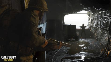 call of duty wwii 4 new official call of duty wwii screenshots charlie intel