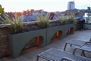roof terrace garden design amir schlezinger 2 f l o r a