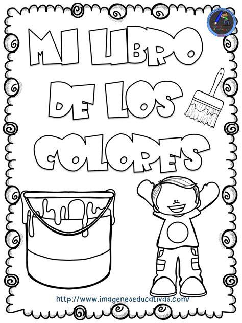 libro soy una mam spanish mi libro de los colores para colorear 1 imagenes educativas