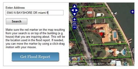 Florida Address Lookup Florida Flood Zone Maps And Information