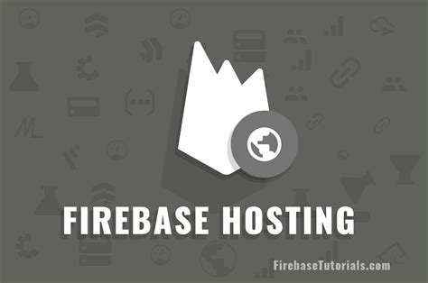 Firebase Hosting Vs Google Cloud Storage