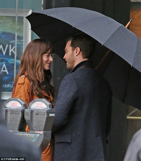 fifty shades darker filming now jamie dornan spotted filming new fifty shades darker in canada