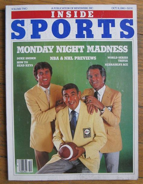 Monday Football Also Search For Pin By Becher Shoes Pr On Abc Sports