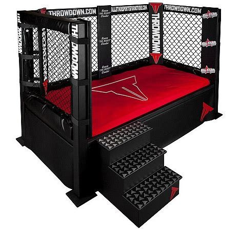 cage bed throwdown cage bed gearculture