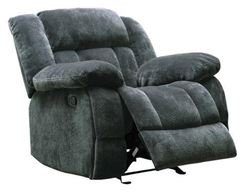 plush recliner chair homelegance 9636cc 1 laurelton textured plush microfiber